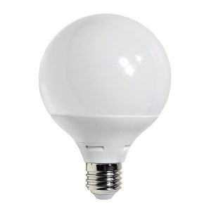 LED ΛΑΜΠΑ E27 G95 12W AC170-265V 2700K-<strong>DIMMABLE</strong>
