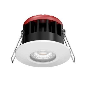 LED FIRE-RATED FIXTURE LED 10W 40° WITH MAGNETIC BEZEL CCT CHANGE